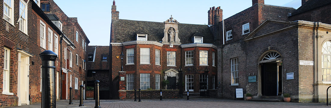 Bank House Hotel in King's Lynn