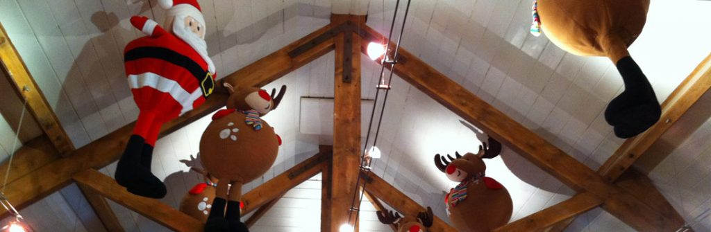 Rose & Crown Christmas Parties